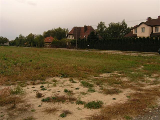 Działka budowlana na sprzedaż Bobrowiec  1067m2 Foto 1