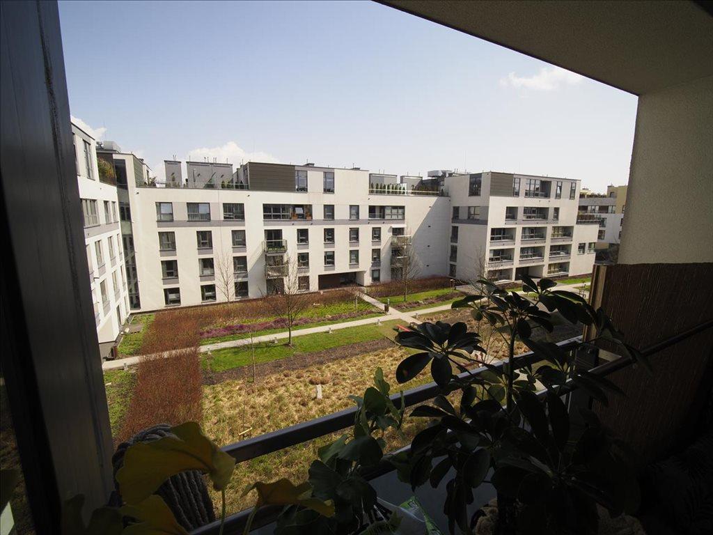 Mieszkanie dwupokojowe na sprzedaż Warszawa, Wilanów, Pola Wilanowskie, Pola Wilanowskie  57m2 Foto 5