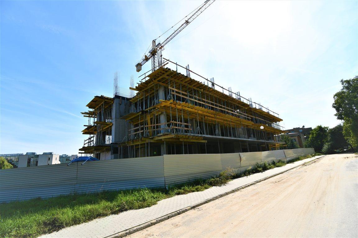Mieszkanie trzypokojowe na sprzedaż Lublin, Wieniawa, Miasteczko Akademickie  49m2 Foto 2