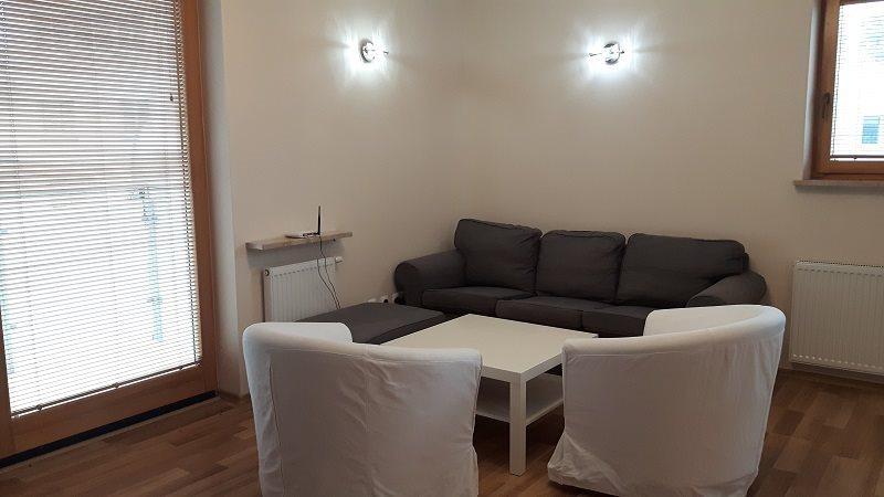 Mieszkanie trzypokojowe na wynajem Białystok, Centrum, Waszyngtona  68m2 Foto 5