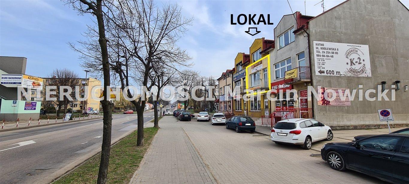 Lokal użytkowy na wynajem Kutno, Troczewskiego  70m2 Foto 1
