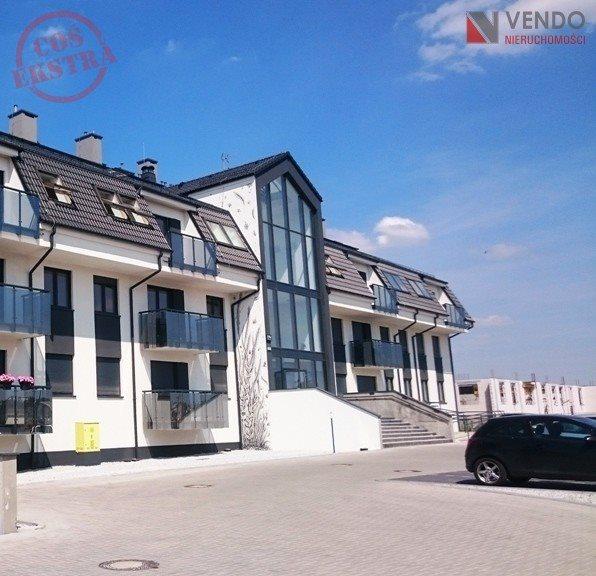 Mieszkanie trzypokojowe na sprzedaż Zalasewo, Kórnicka  66m2 Foto 3