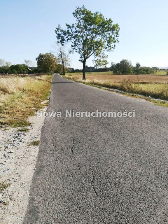 Działka budowlana na sprzedaż Świebodzice, ok. 5 km od Świebodzic  1360m2 Foto 1