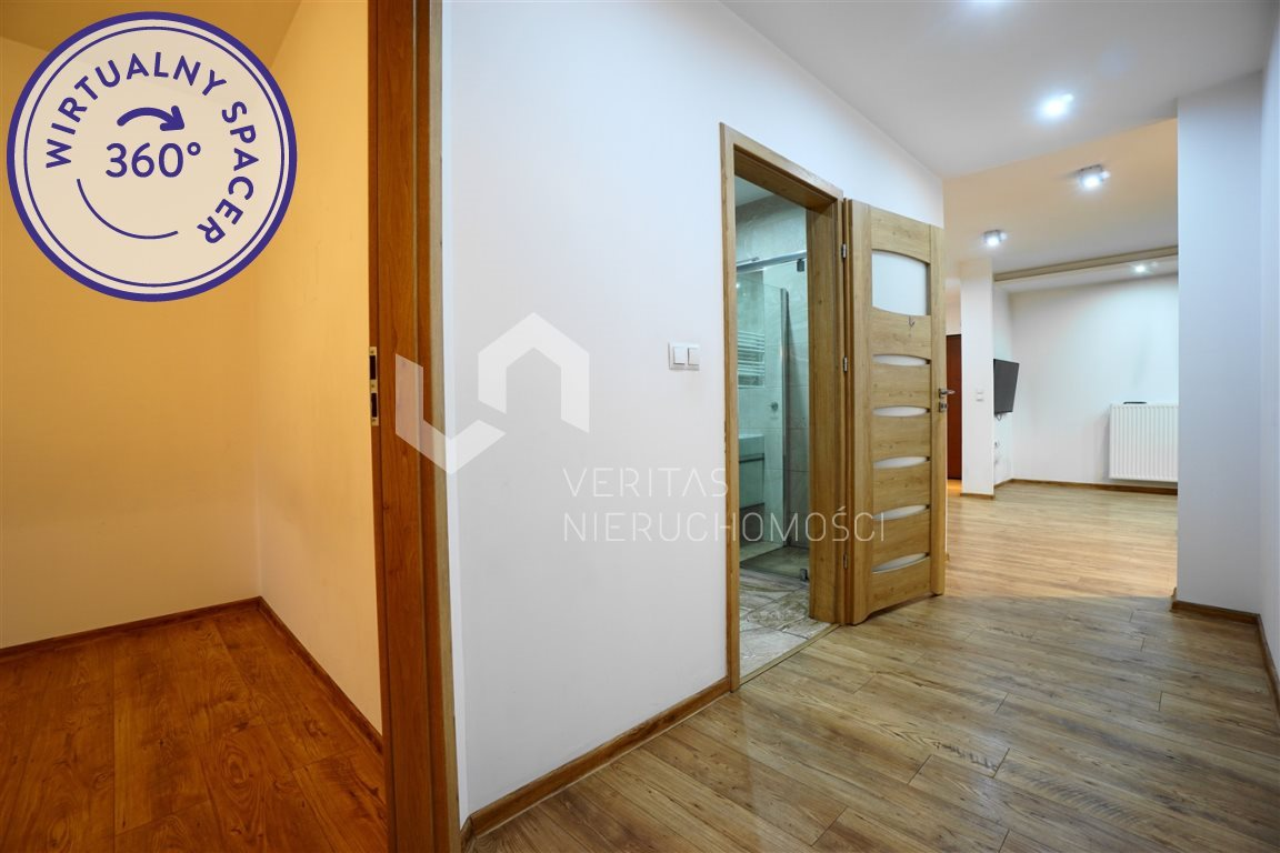 Mieszkanie trzypokojowe na sprzedaż Katowice, Dolina Trzech Stawów, Paderewskiego  69m2 Foto 8