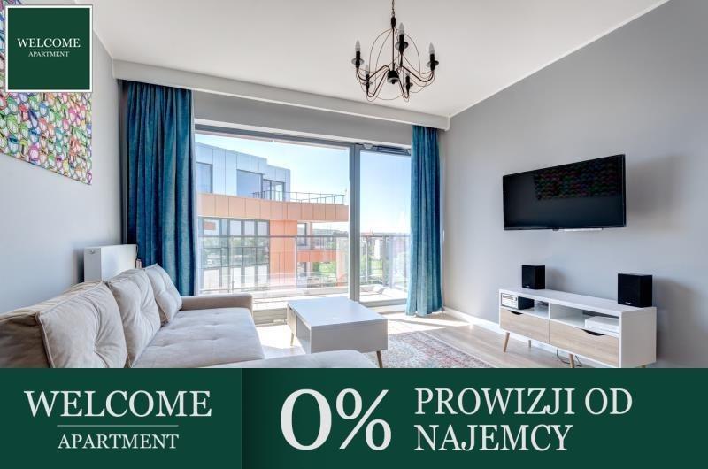 Mieszkanie dwupokojowe na wynajem Gdańsk, ŚRÓDMIEŚCIE, Stara Stocznia 6  47m2 Foto 1
