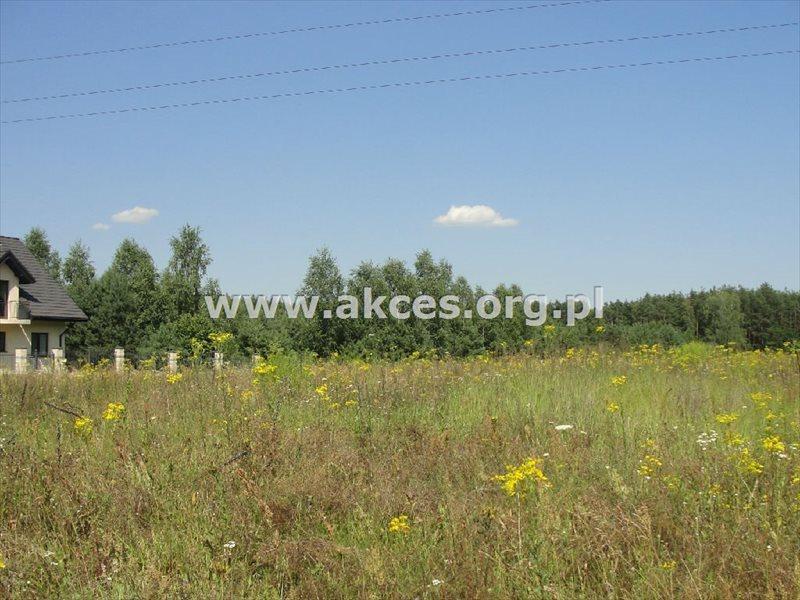 Działka budowlana na sprzedaż Jeziórko  1277m2 Foto 3