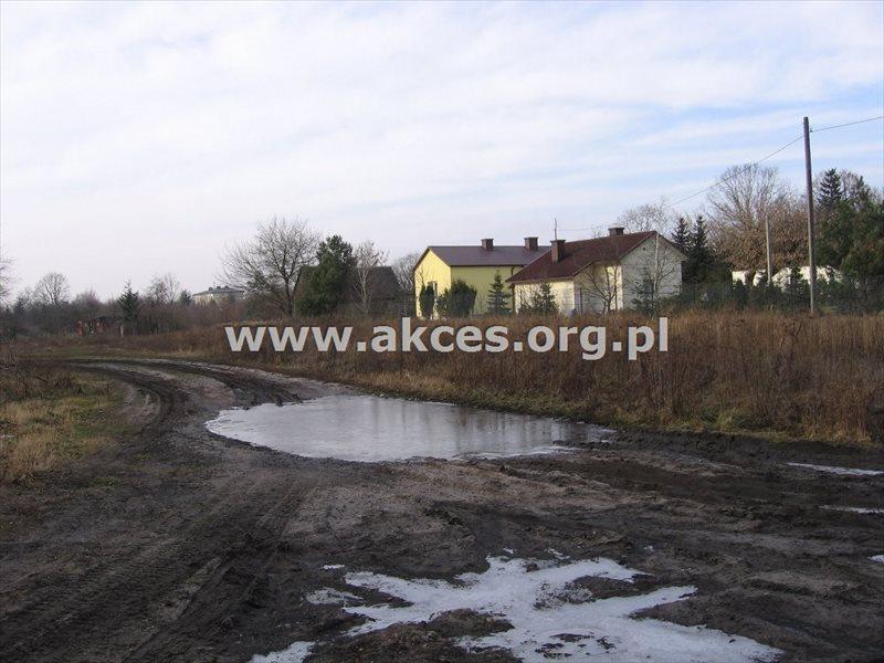 Działka budowlana na sprzedaż Warszawa, Wawer, Miedzeszyn  4184m2 Foto 2