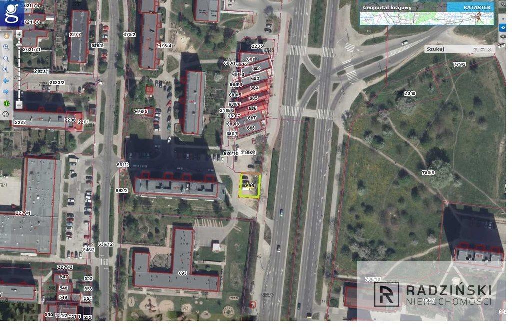 Działka budowlana na sprzedaż Gorzów Wielkopolski  208m2 Foto 1