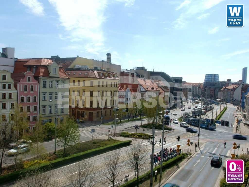 Mieszkanie dwupokojowe na wynajem Wrocław, Stare Miasto, Nowy Świat  45m2 Foto 6