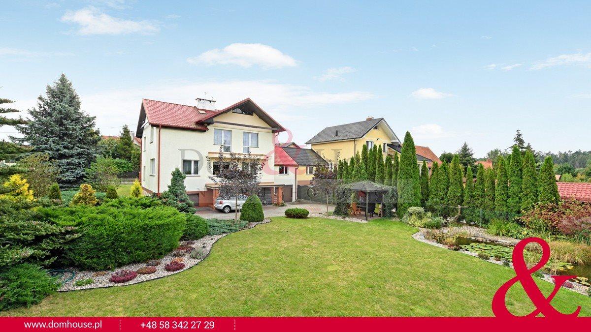 Dom na sprzedaż Gdańsk, Kiełpino Górne, Łapińska  259m2 Foto 1