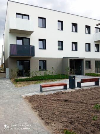 Mieszkanie trzypokojowe na sprzedaż Wrocław, Wrocław-Fabryczna, Muchobór Wielki, Stanisława Kunickiego  60m2 Foto 1