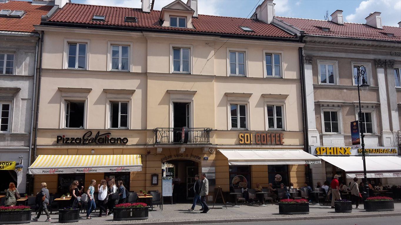 Lokal użytkowy na wynajem Warszawa, Śródmieście, Nowy Świat 42  60m2 Foto 1