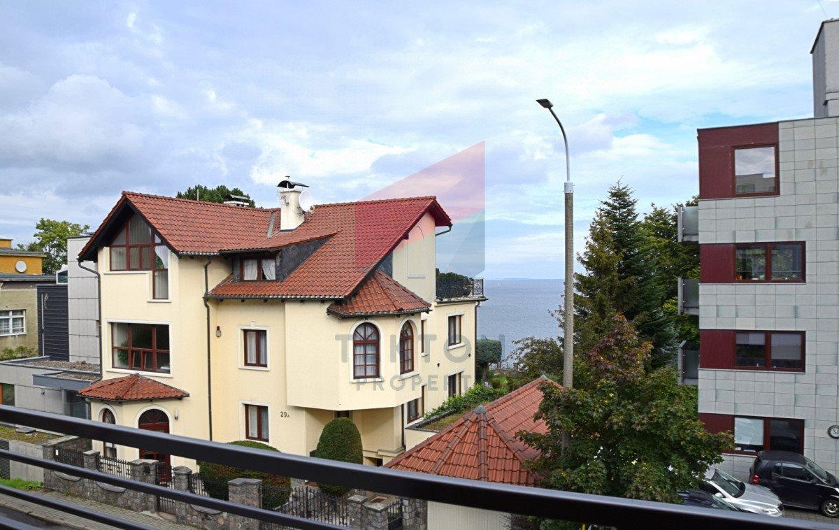 Mieszkanie trzypokojowe na wynajem Gdynia, Kamienna Góra, Henryka Sienkiewicza  84m2 Foto 1