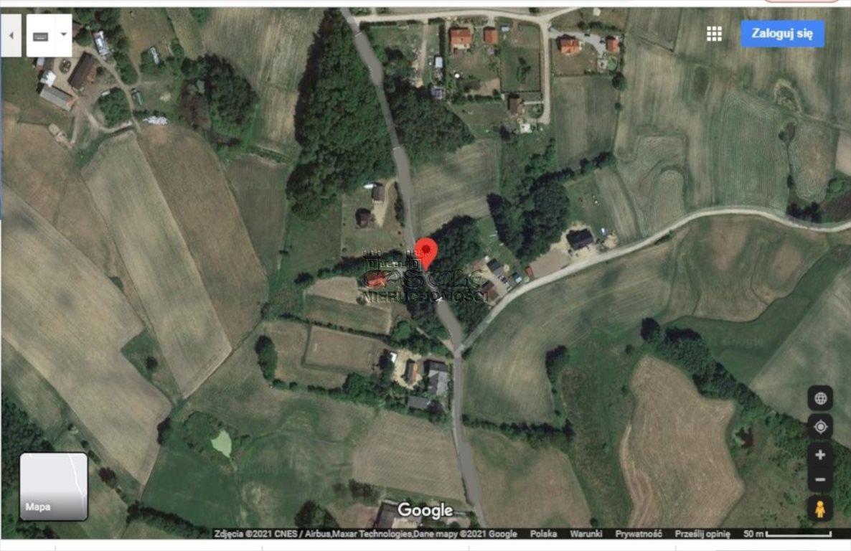 Działka rolna na sprzedaż Rąb  1033m2 Foto 8