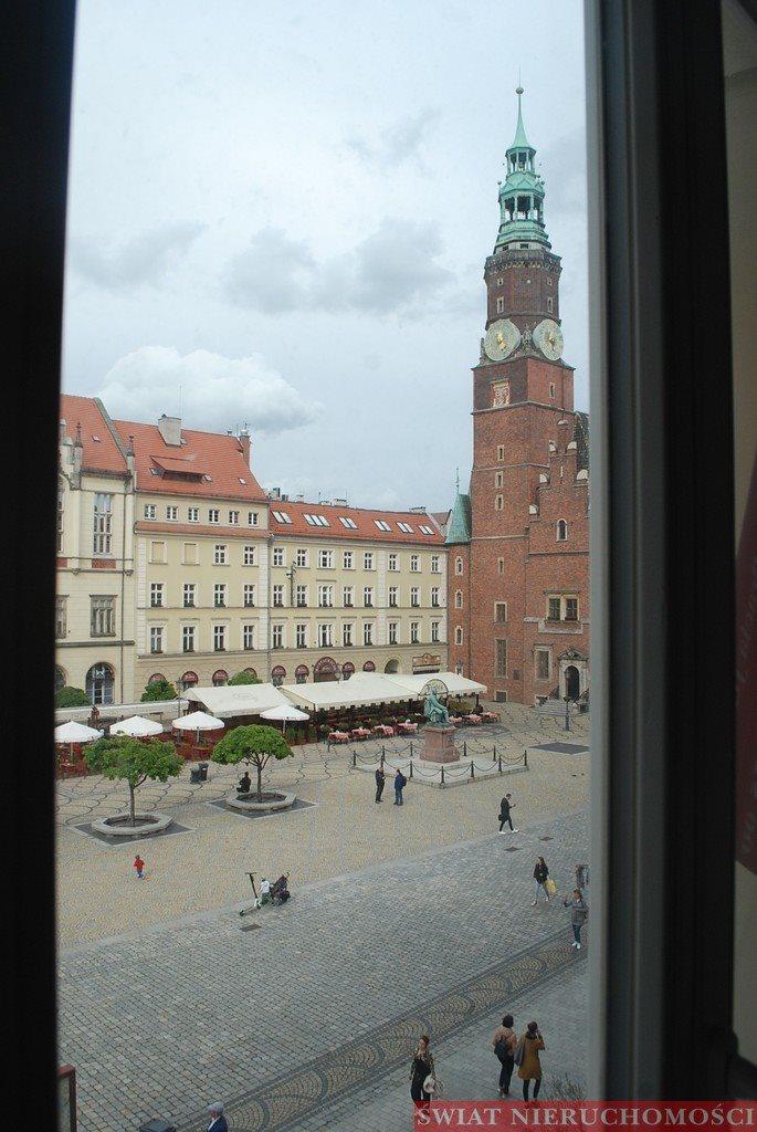 Mieszkanie dwupokojowe na wynajem Wrocław, Rynek, Rynek  70m2 Foto 5