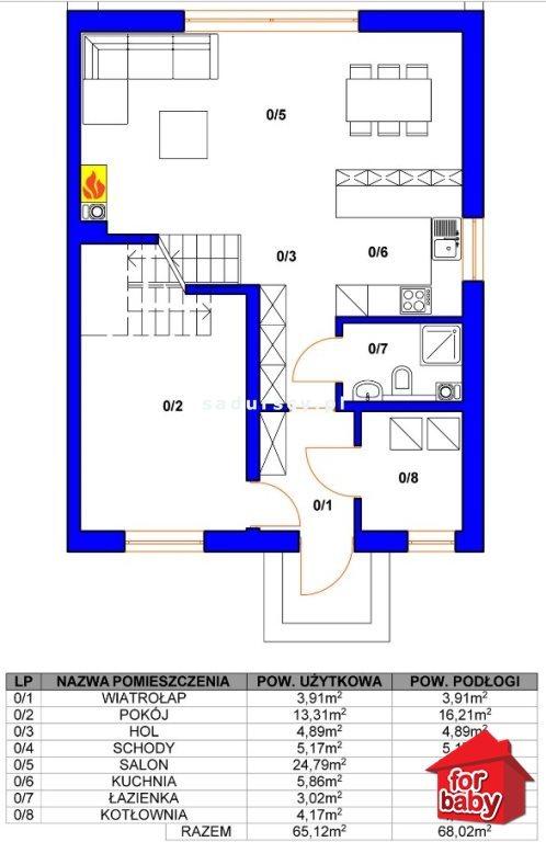 Dom na sprzedaż Zabierzów, Zabierzów, Więckowice, Więckowice  125m2 Foto 4