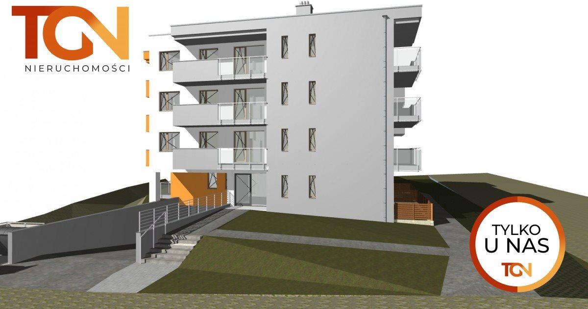 Mieszkanie trzypokojowe na sprzedaż Łódź, Doły, Czeremoska  57m2 Foto 2