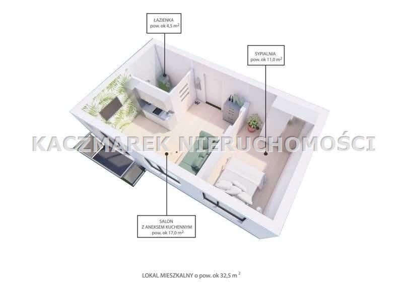 Mieszkanie na sprzedaż Bieruń  55m2 Foto 2
