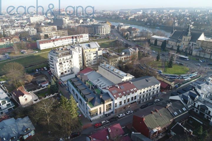 Kawalerka na sprzedaż Kraków, Zwierzyniec, Salwator, Królowej Jadwigi  39m2 Foto 6