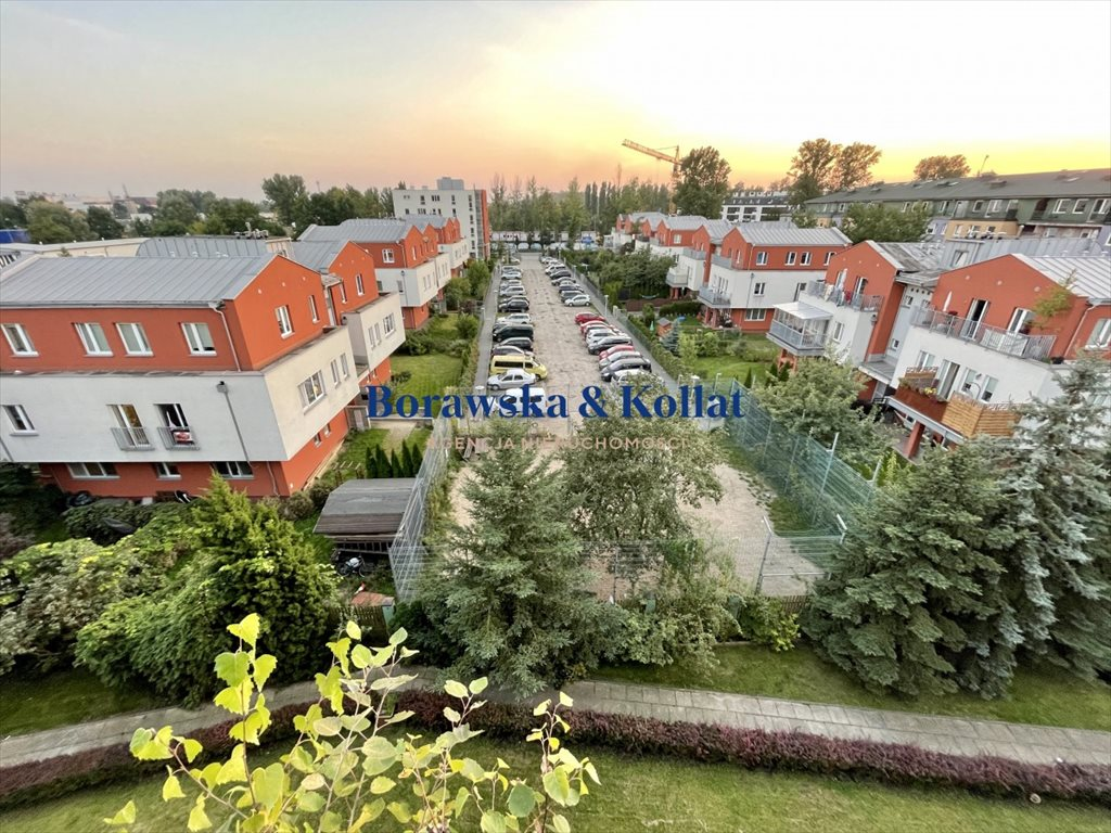 Mieszkanie trzypokojowe na sprzedaż Warszawa, Bielany Młociny, Heroldów  89m2 Foto 3