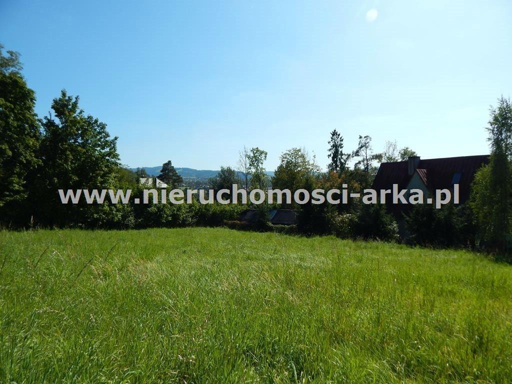 Działka budowlana na sprzedaż Rabka-Zdrój  1300m2 Foto 1
