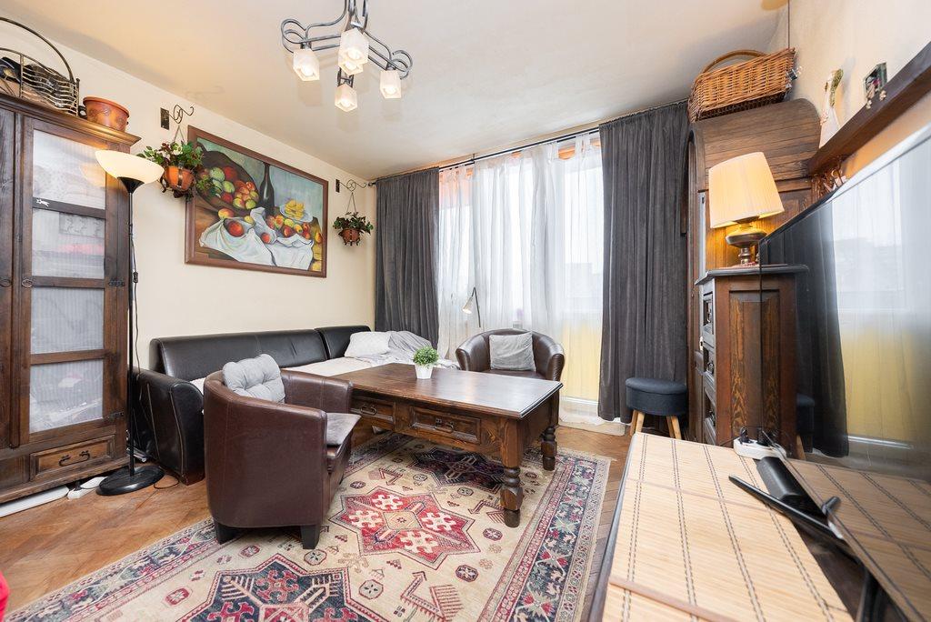 Mieszkanie trzypokojowe na sprzedaż Warszawa, Targówek, Bródno, św. Hieronima  46m2 Foto 1