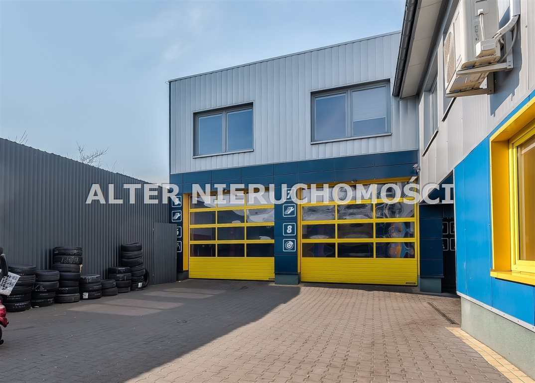 Lokal użytkowy na sprzedaż Białystok, Nowe Miasto  1332m2 Foto 3