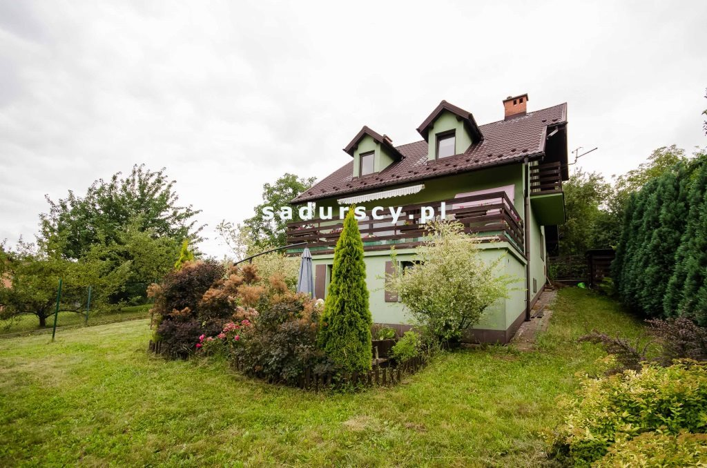 Dom na sprzedaż Wieliczka, Wieliczka, Widok  160m2 Foto 1