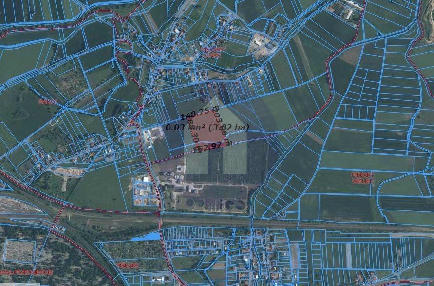 Działka przemysłowo-handlowa na sprzedaż Legnica  29677m2 Foto 3
