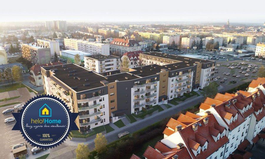 Mieszkanie dwupokojowe na sprzedaż Leszno, Antoniny  48m2 Foto 8