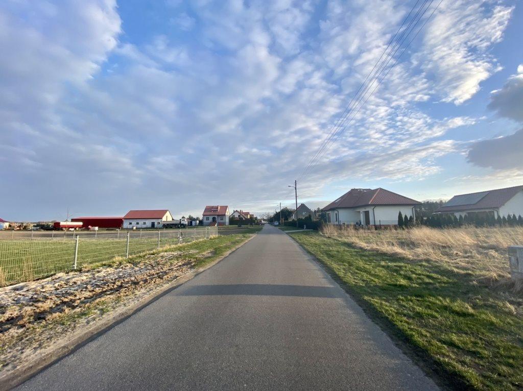 Działka budowlana na sprzedaż Krzeczyn  943m2 Foto 4