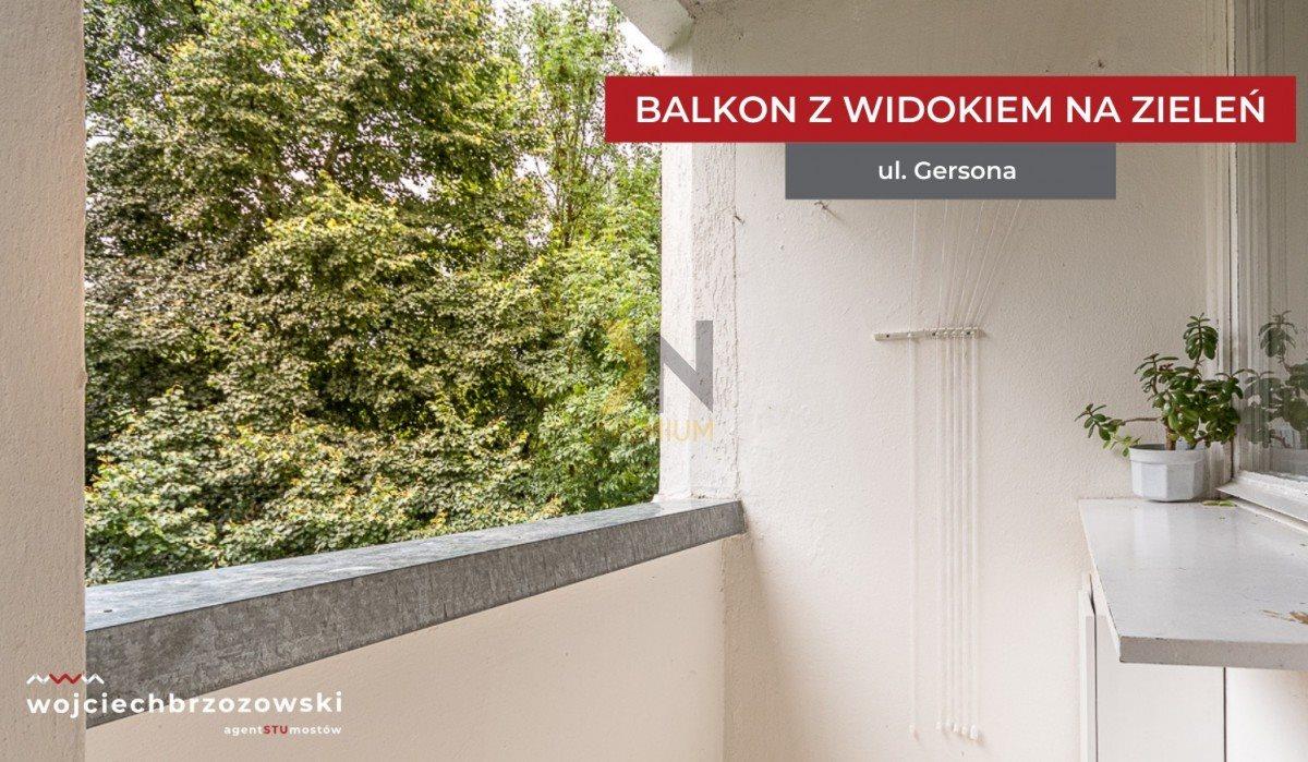 Mieszkanie trzypokojowe na sprzedaż Wrocław, Biskupin, Wojciecha Gersona  48m2 Foto 8