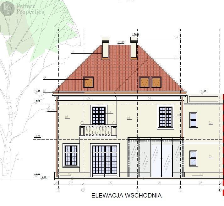 Dom na sprzedaż Warszawa, Mokotów, Sadyba  572m2 Foto 2