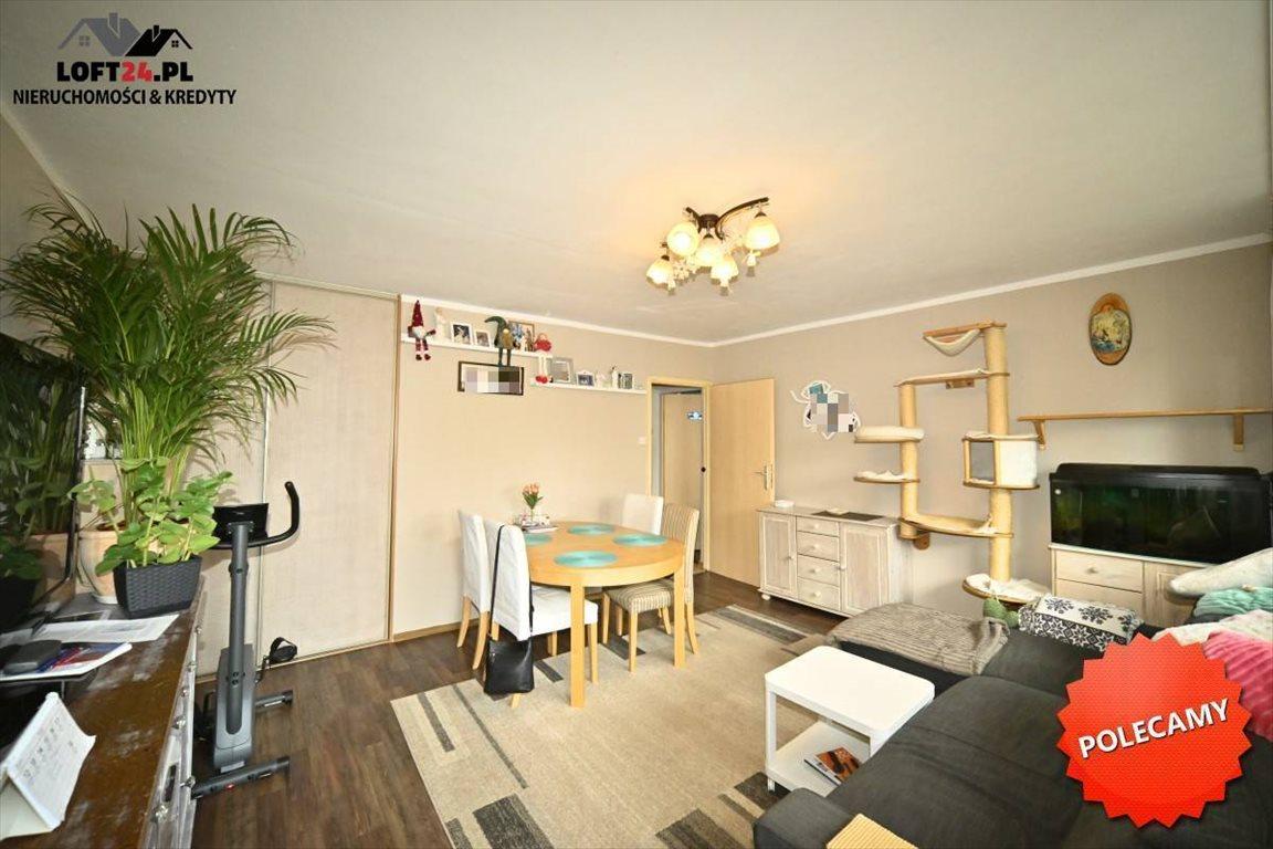Mieszkanie trzypokojowe na sprzedaż Lubin, Przylesie, Krucza  64m2 Foto 2
