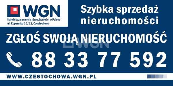 Kawalerka na wynajem Częstochowa, Śródmieście, Centrum, Wolności  40m2 Foto 7