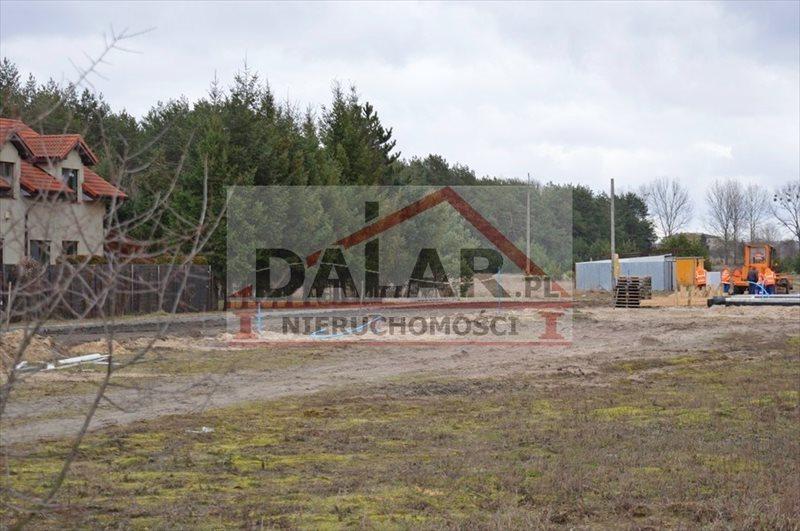Działka budowlana na sprzedaż Konstancin-Jeziorna, Solec, Solec  1364m2 Foto 3