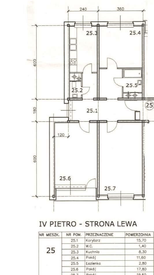 Mieszkanie czteropokojowe  na sprzedaż Poznań, Nowe Miasto, os. Oświecenia  78m2 Foto 1