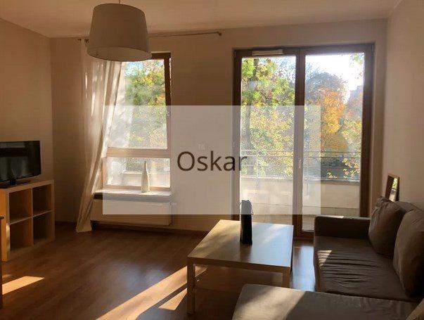 Mieszkanie dwupokojowe na wynajem Warszawa, Mokotów, Służewiec, Obrzeżna  54m2 Foto 1