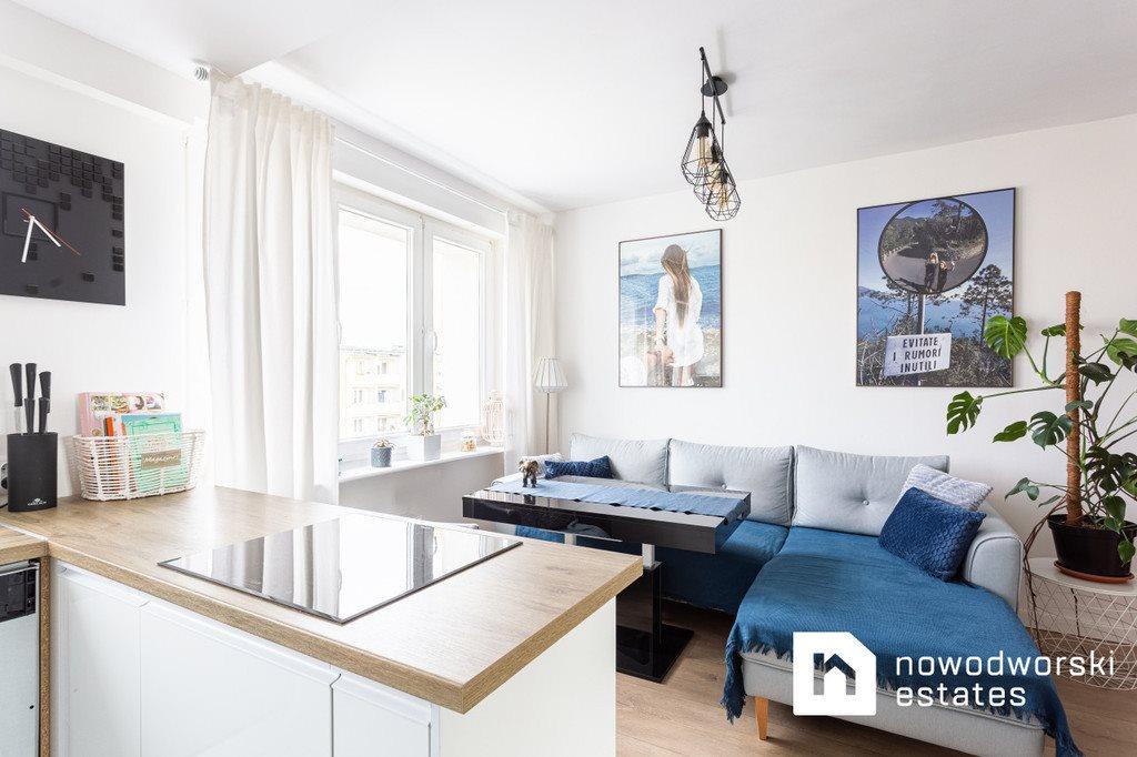 Mieszkanie trzypokojowe na wynajem Poznań, Rataje, Rataje, os. Armii Krajowej  62m2 Foto 4