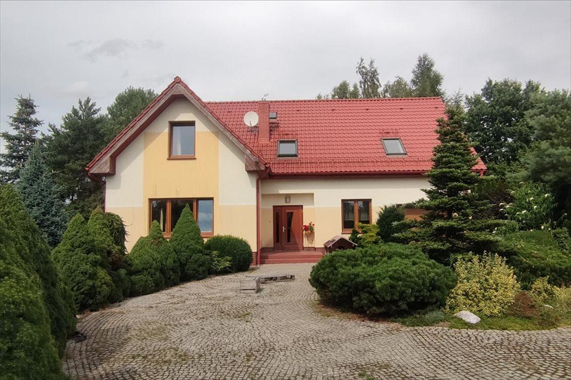 Dom na sprzedaż Nowe Bielice, Biesiekierz  190m2 Foto 1