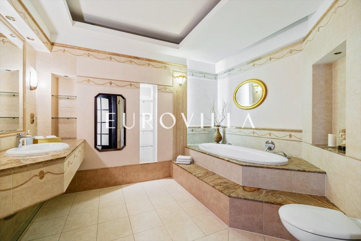 Mieszkanie czteropokojowe  na wynajem Warszawa, Wilanów, Kosiarzy  130m2 Foto 10