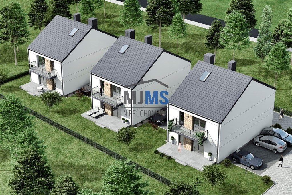 Mieszkanie czteropokojowe  na sprzedaż Wejherowo, Śmiechowo, Gdańska  74m2 Foto 1