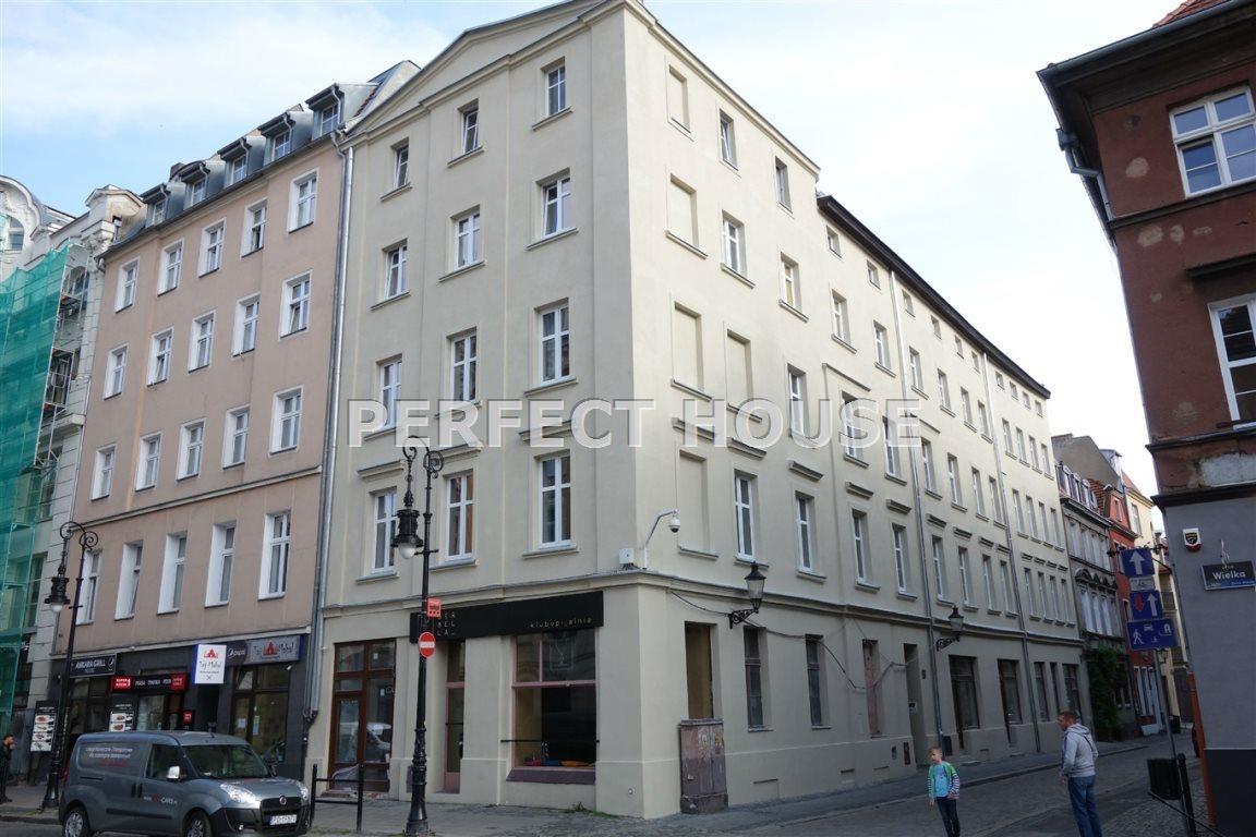 Lokal użytkowy na wynajem Poznań, Stary Rynek  339m2 Foto 1