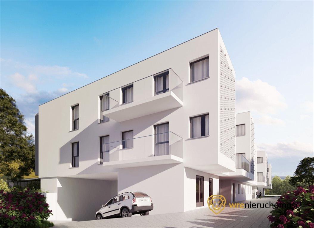 Mieszkanie trzypokojowe na sprzedaż Wrocław, Muchobór Wielki, Jurija Gagarina  60m2 Foto 2