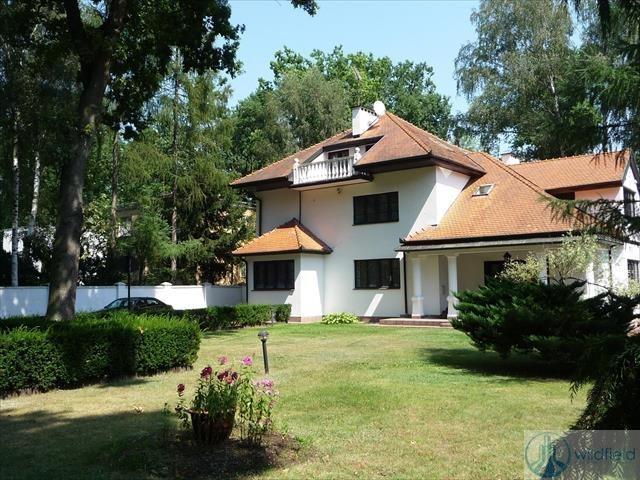 Dom na wynajem Warszawa, Wawer, Odrodzenia  525m2 Foto 1