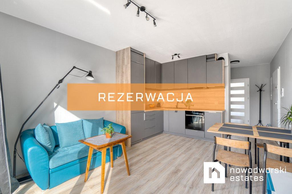 Mieszkanie dwupokojowe na wynajem Gdańsk, Orunia Górna, Kazimierza Wielkiego  39m2 Foto 1