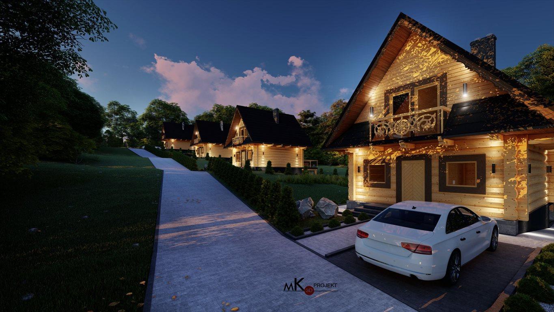 Dom na sprzedaż Sucha Beskidzka, Stryszawa  124m2 Foto 7