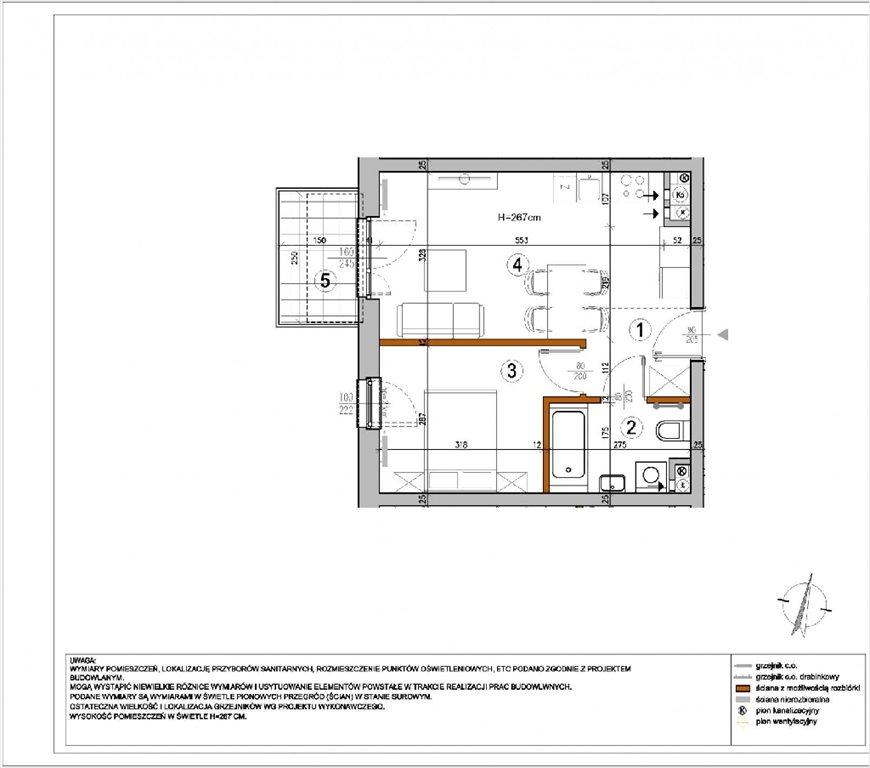 Mieszkanie dwupokojowe na sprzedaż Warszawa, Rembertów, Chełmżyńska  35m2 Foto 4
