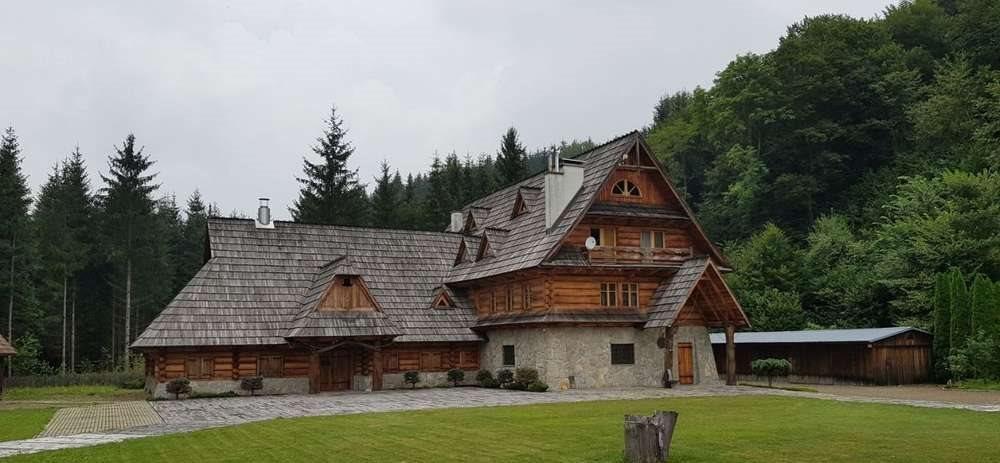 Lokal użytkowy na sprzedaż Polany  960m2 Foto 5