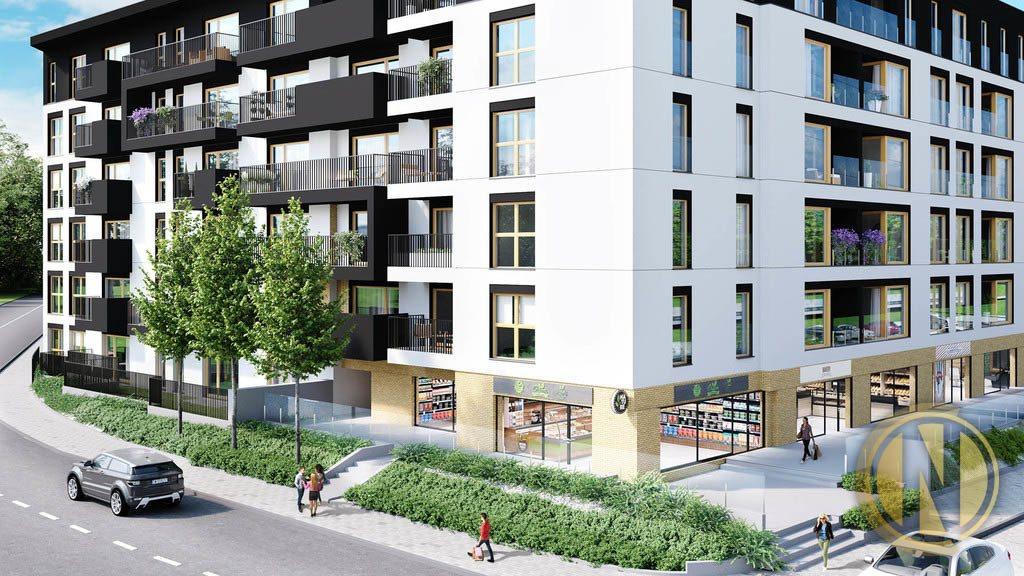 Mieszkanie dwupokojowe na sprzedaż Kraków, Czyżyny, Czyżyny, Nowohucka  48m2 Foto 8